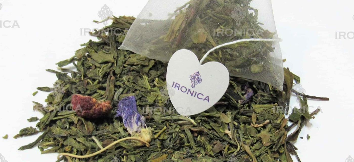Ironica Te - #247 - From Paris With Love Orgánico Tea