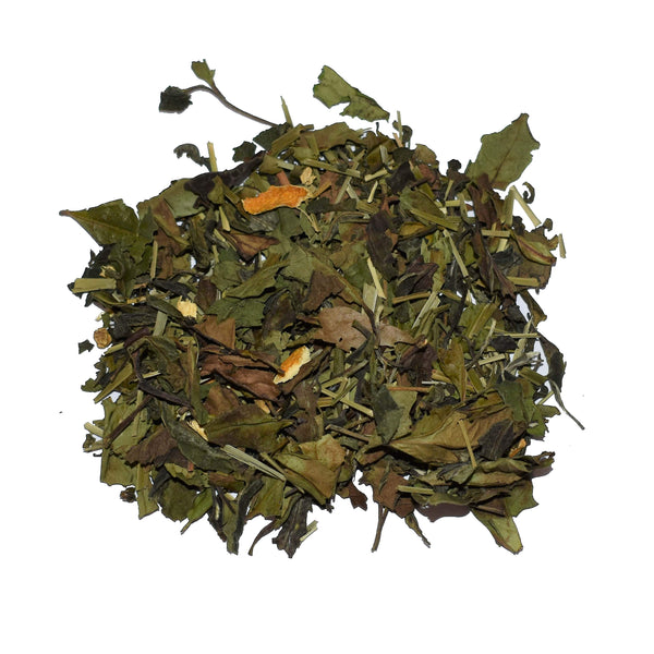 #130 GRANEL - Té Jengibre con Limón Natural - Ironica Tea Shop
