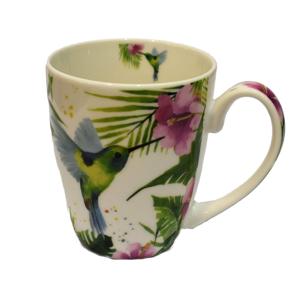 Mug colibri - Ironica Tea Shop