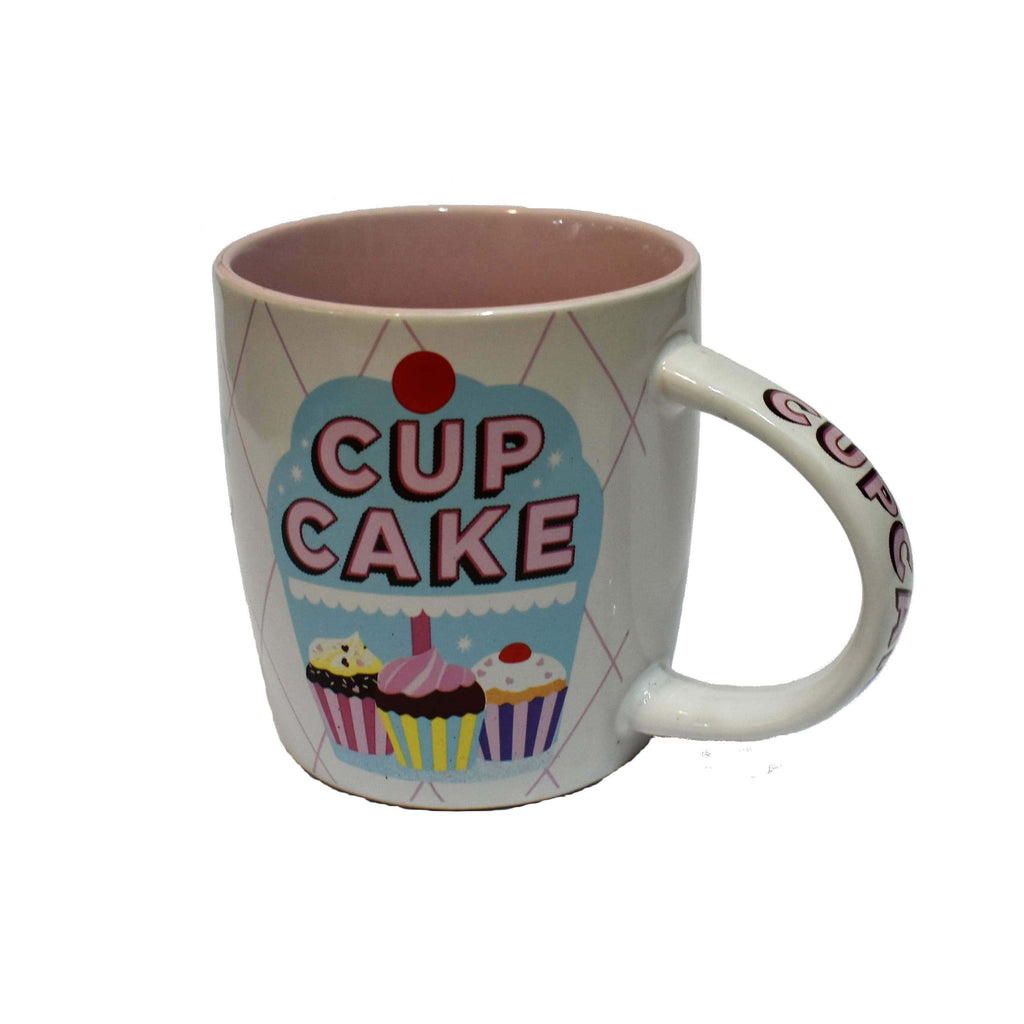 Mug cupcake - Ironica Tea Shop