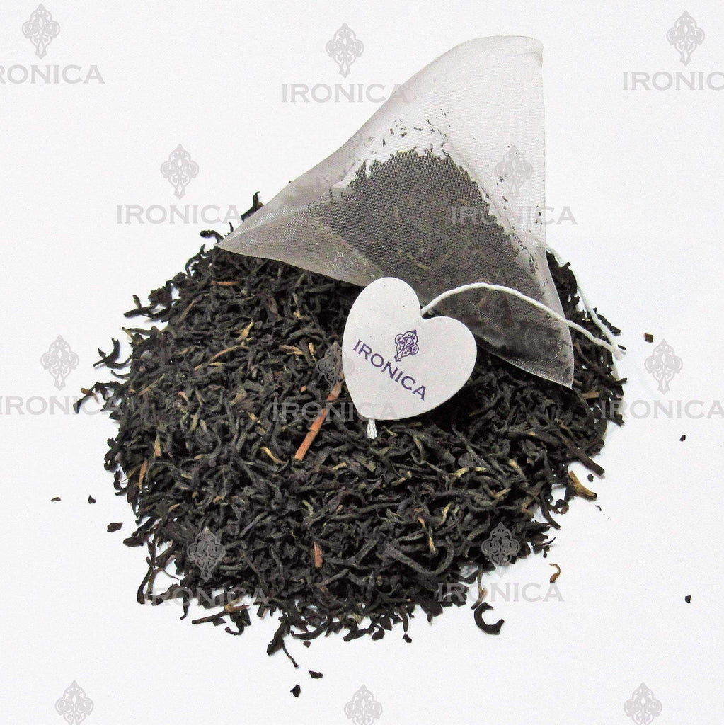 Ironica Te- #118 - Assam Gentleman Tea