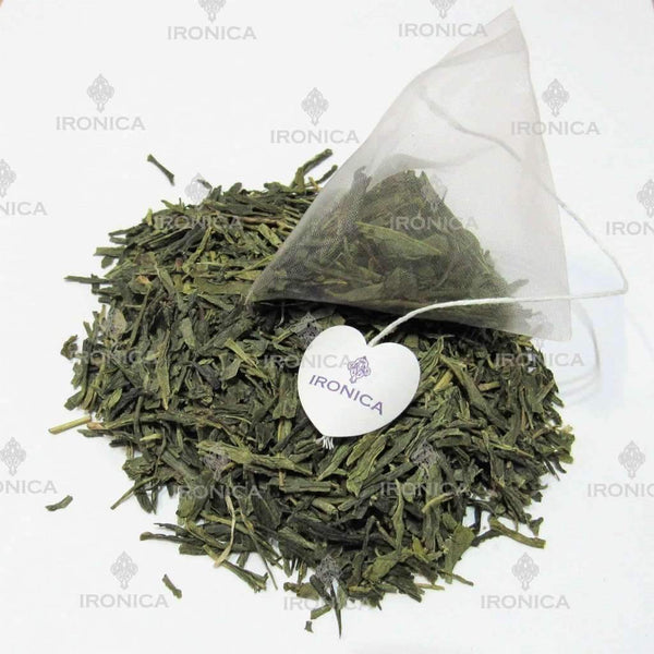 #128 - Japan Sencha Especial - Ironica Tea Shop