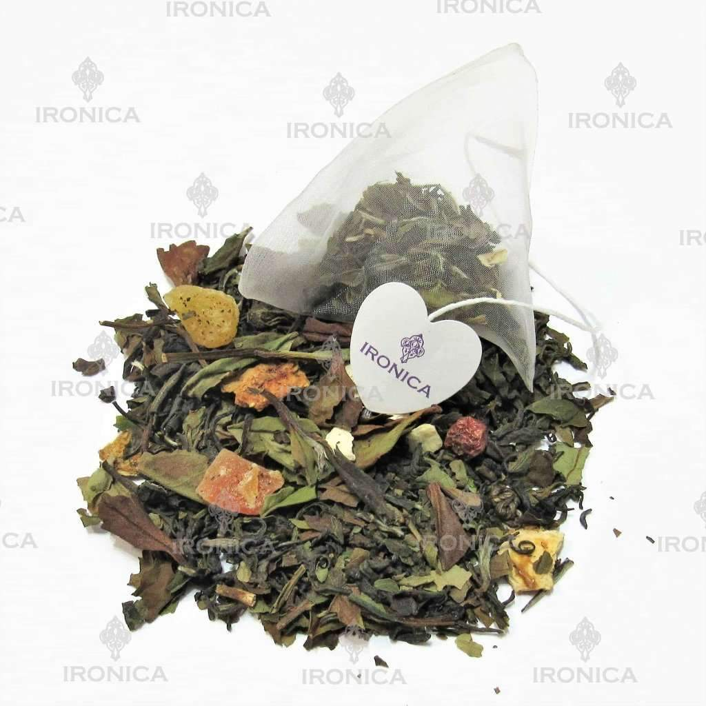 #131 - Té del Dragón - Ironica Tea Shop