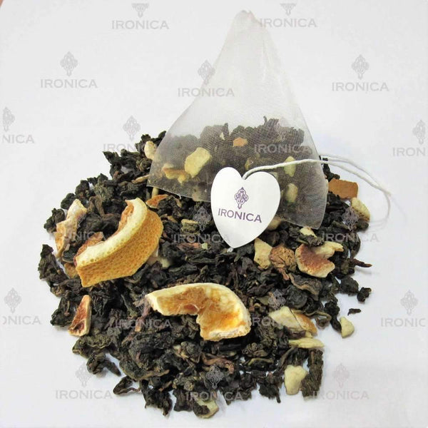 #132 - Oolong Naranja ORGÁNICO - Ironica Tea Shop