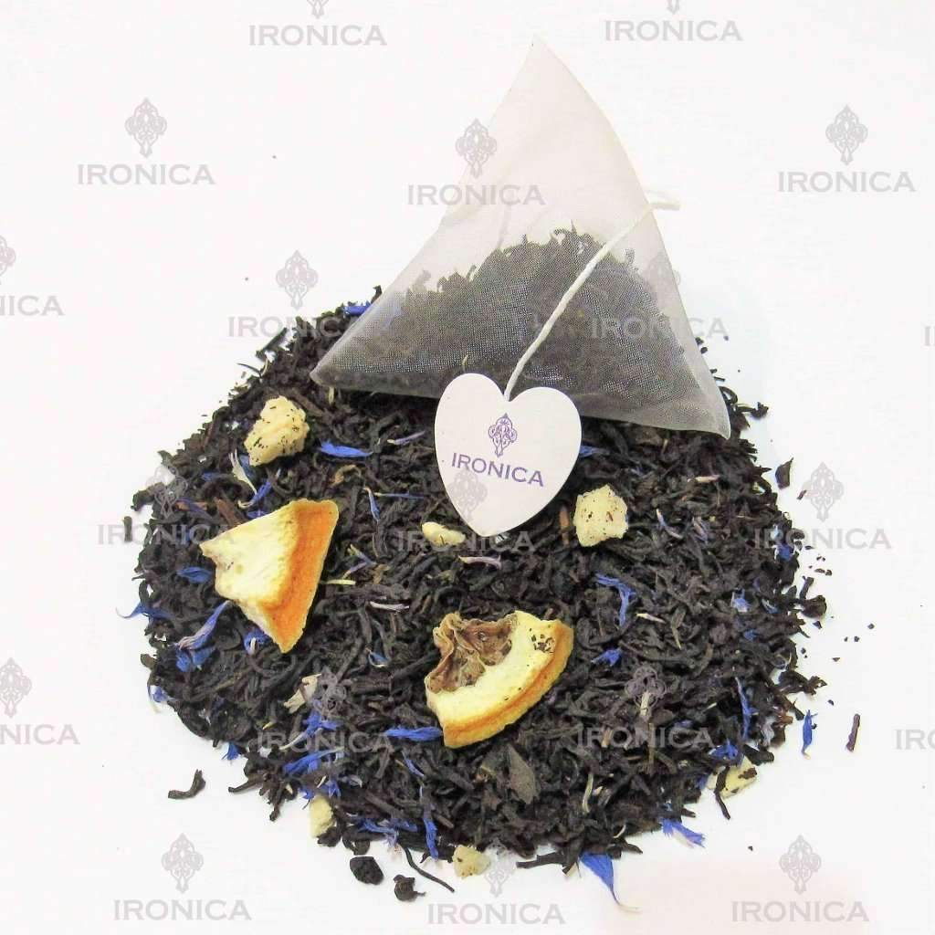 Ironica Te - #144 - Earl Grey Deluxe Lady Star