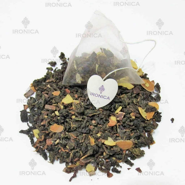 Ironica Te - #150 - Oolong Almendra Dulce (Chocolate)