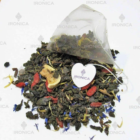 #212 - Oolong Paz Tibetana Natural