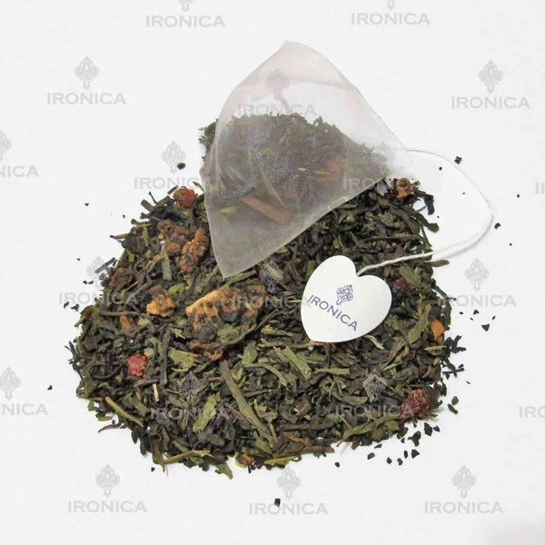 #213 - Pu Erh Brisa de Verano Natural - Ironica Tea Shop