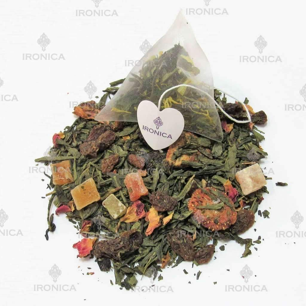 #246 - 8 Placeres Sensuales - Ironica Tea Shop