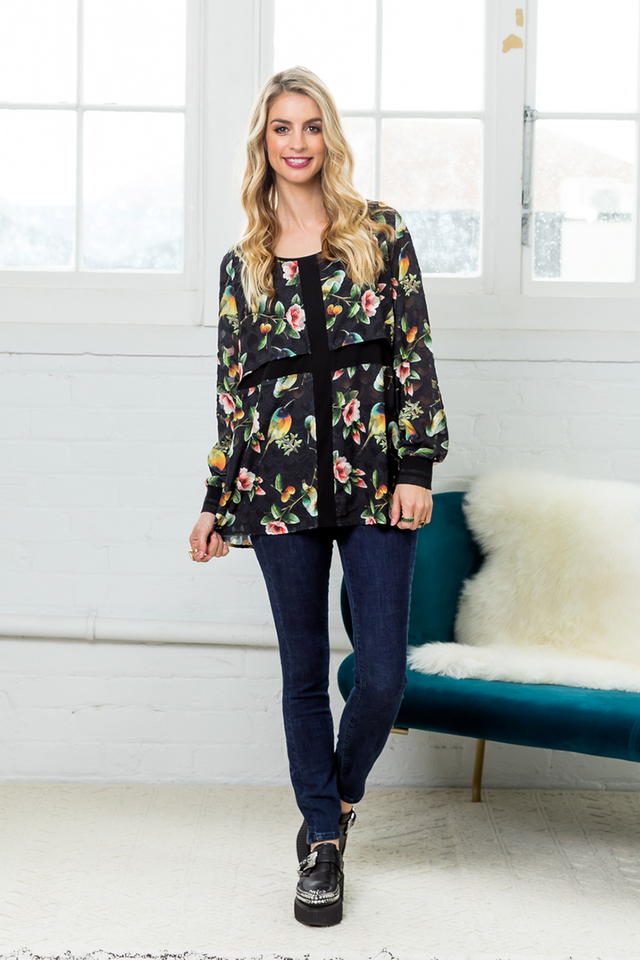 Autumn Splendor Blouse