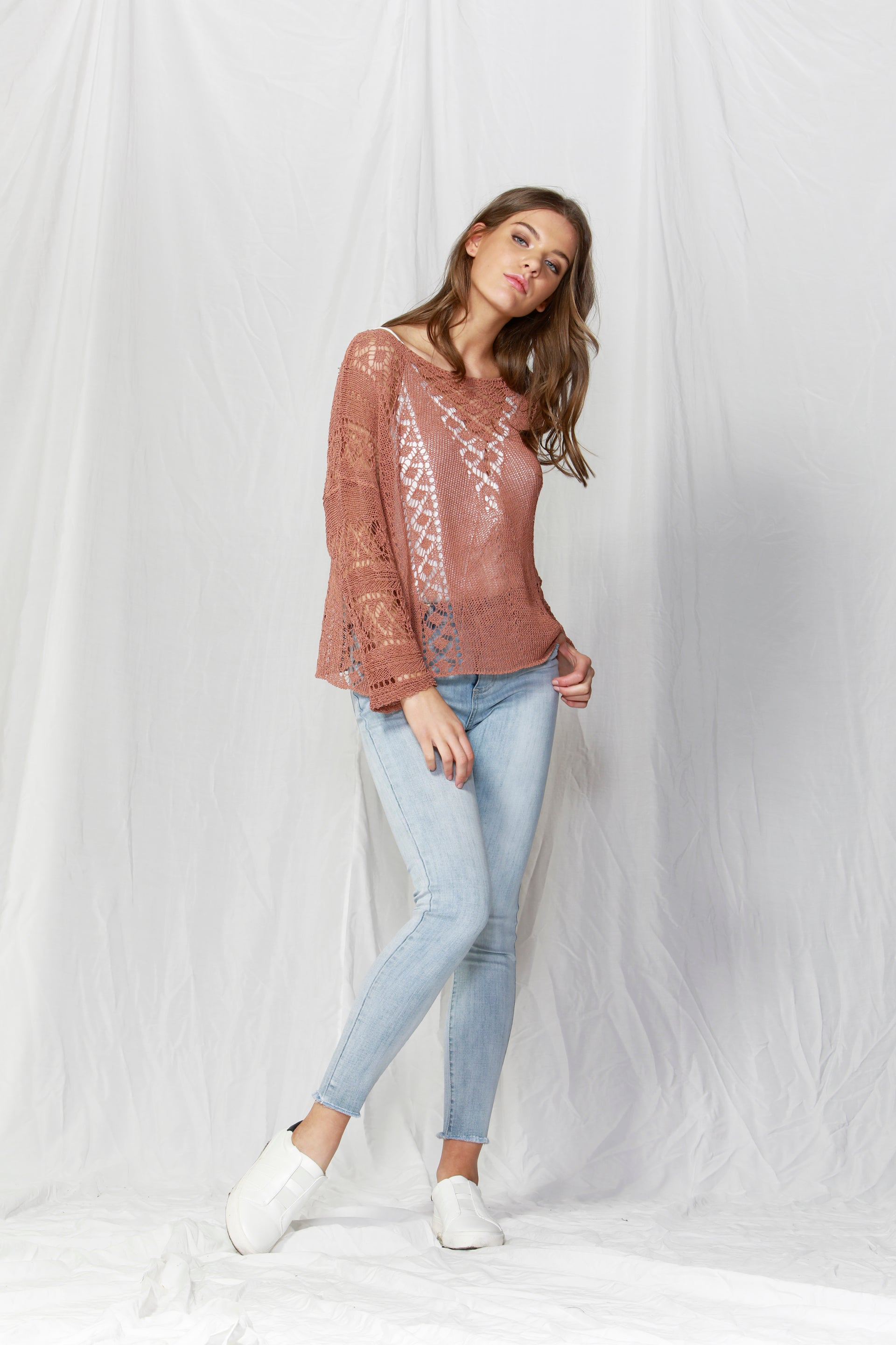 Covent Garden Knit Top