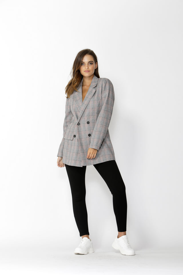 Exploration Check Blazer