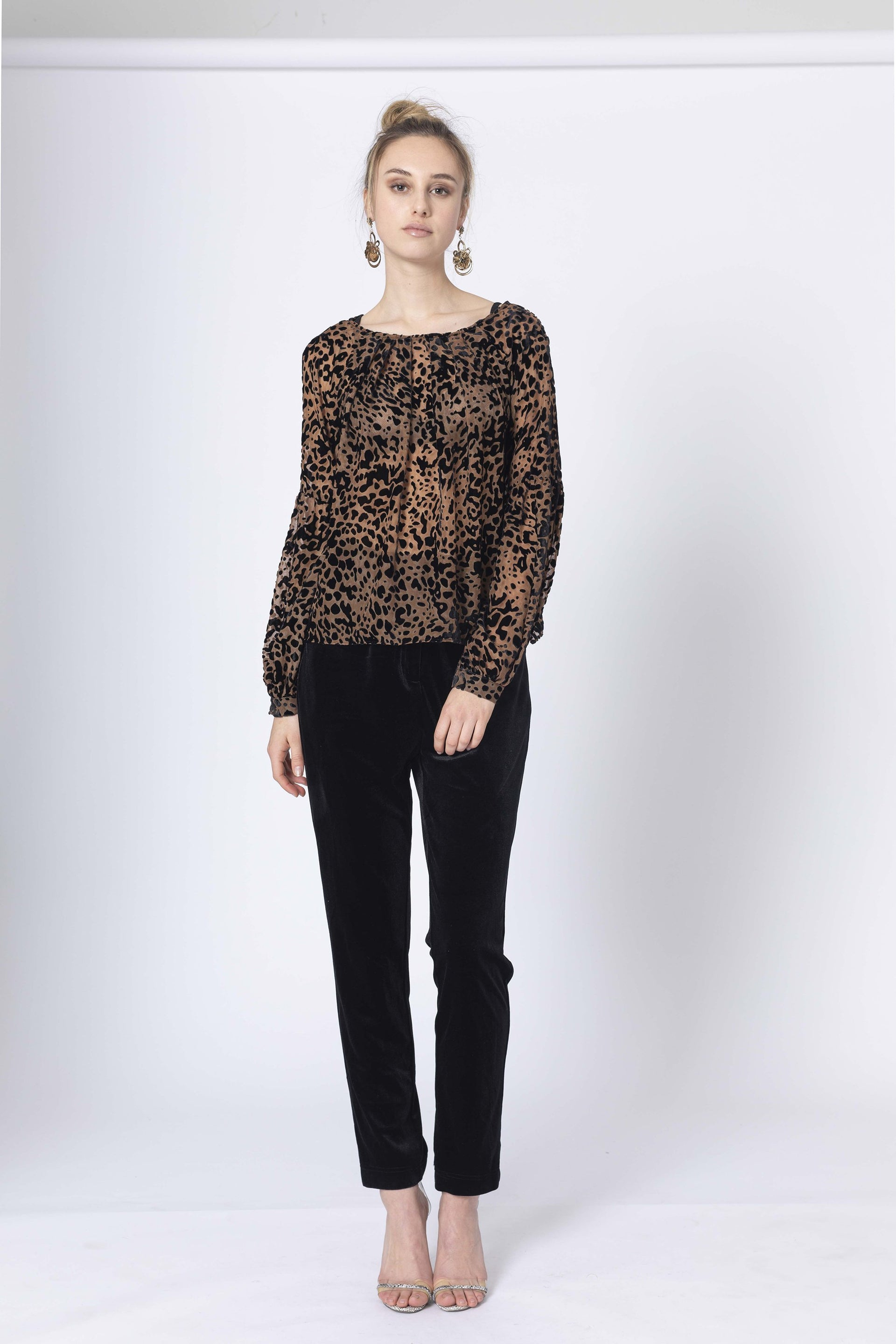 Instincts Blouse