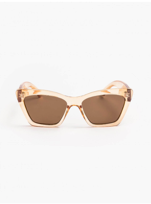 Piper Trans Brown Sunglasses