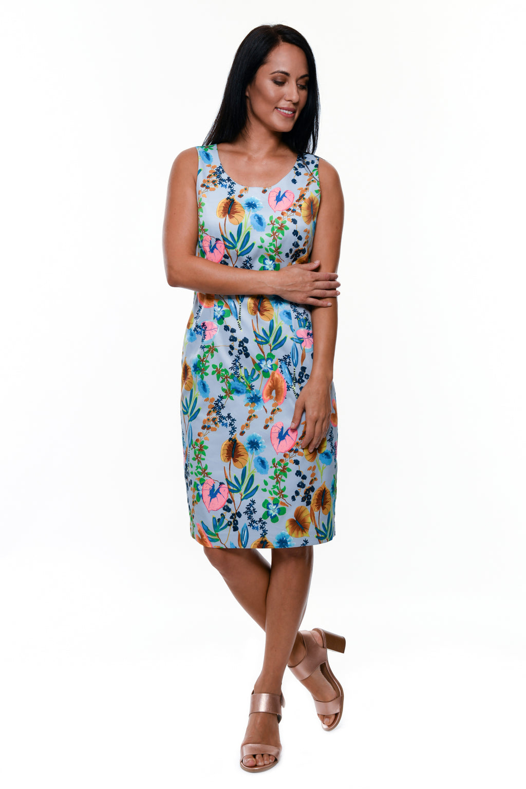 Sunblaze Dress