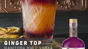 Ginger Top Cocktail
