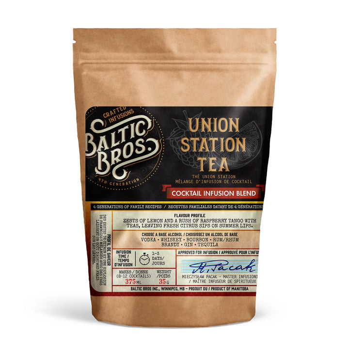 UNION STATION TEA