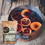 MULLED WINE HOLIDAY SPICE INFUSION