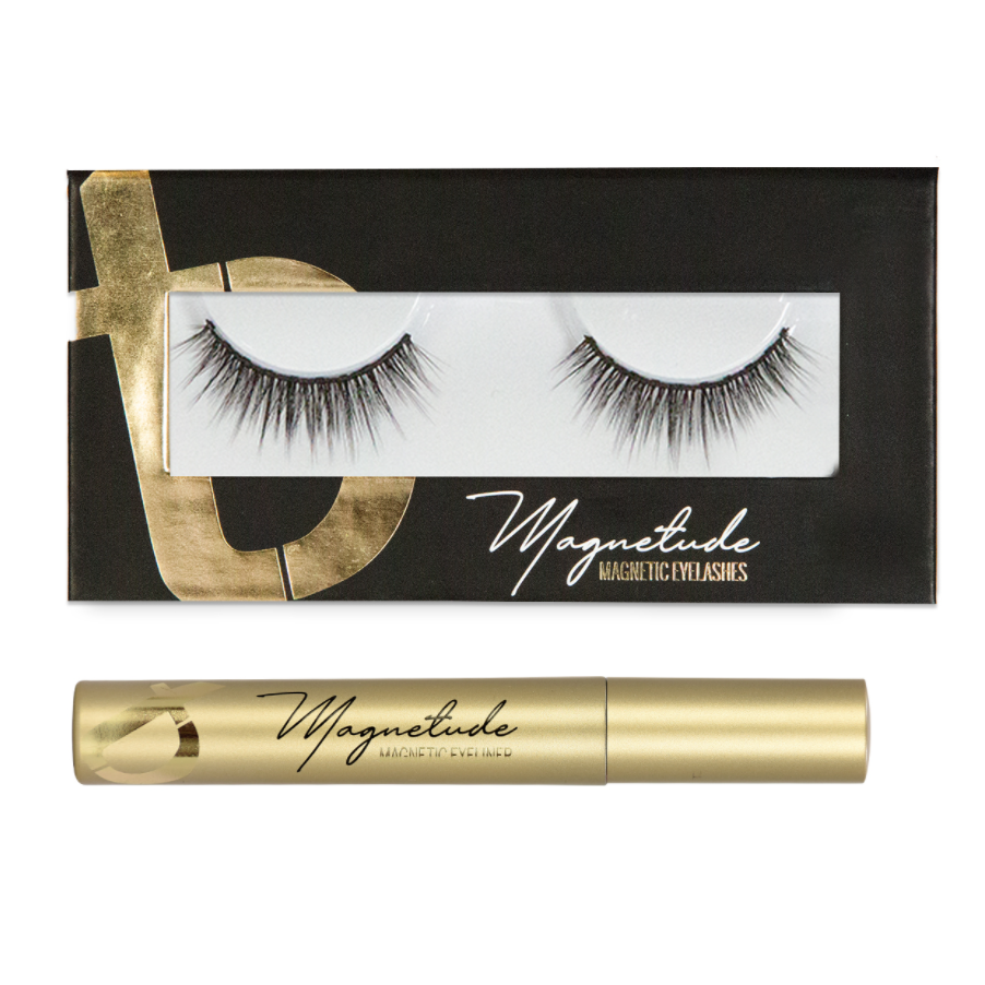 9 to 5 Magnetic Eyeliner and Lash Bundle by Tori Belle Cosmetics™ - Tori Belle - BDSM Collar Store