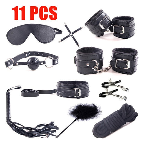 Ultimate Bondage Kits, Choose from 28 Combos 19.99 - 79.99 - Cuffs - BDSM Collar Store