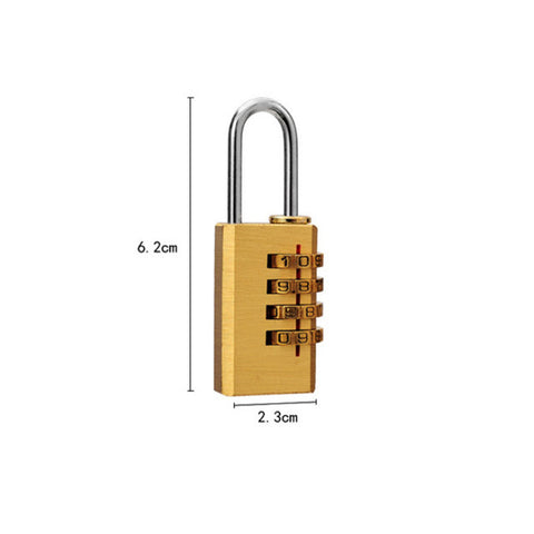 Image of Combination Locks - Accessories - BDSM Collar Store