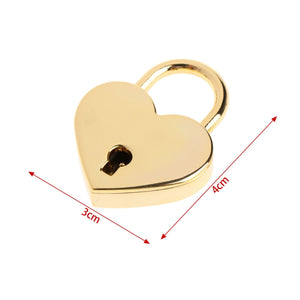 Heart Lock, 7 Colors Available