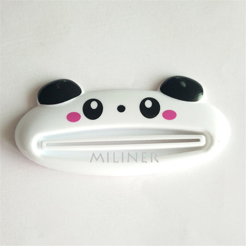 1pcs Cute Animal Cartoon Toothpaste Squeezer & Dispenser