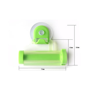 Hanging Storage Rack Toothpaste Dispenser Tube