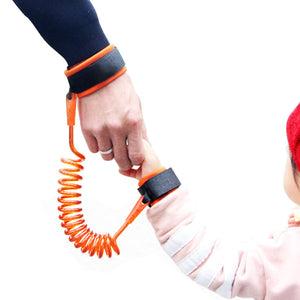 Adjustable Kids Safety Child Wrist Leash Baby Walker Wristband