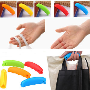 Shopping Bag Carry Holder With Comfortable Grip Protector Hand Tool
