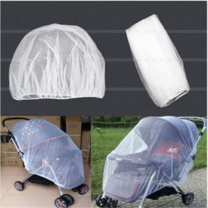 Infants Mosquito Insect Net for Baby Stroller Full Cover Netting of Pushchair