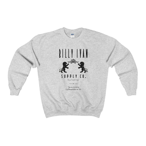 "Men's ""The Superior Lion"" Billy Ivan Sweatshirt"