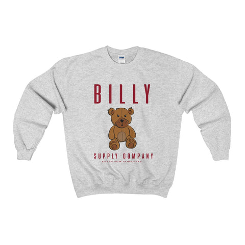 "Men's ""Billy Bear"" Billy Ivan Supply Co. Crewneck Sweatshirt"