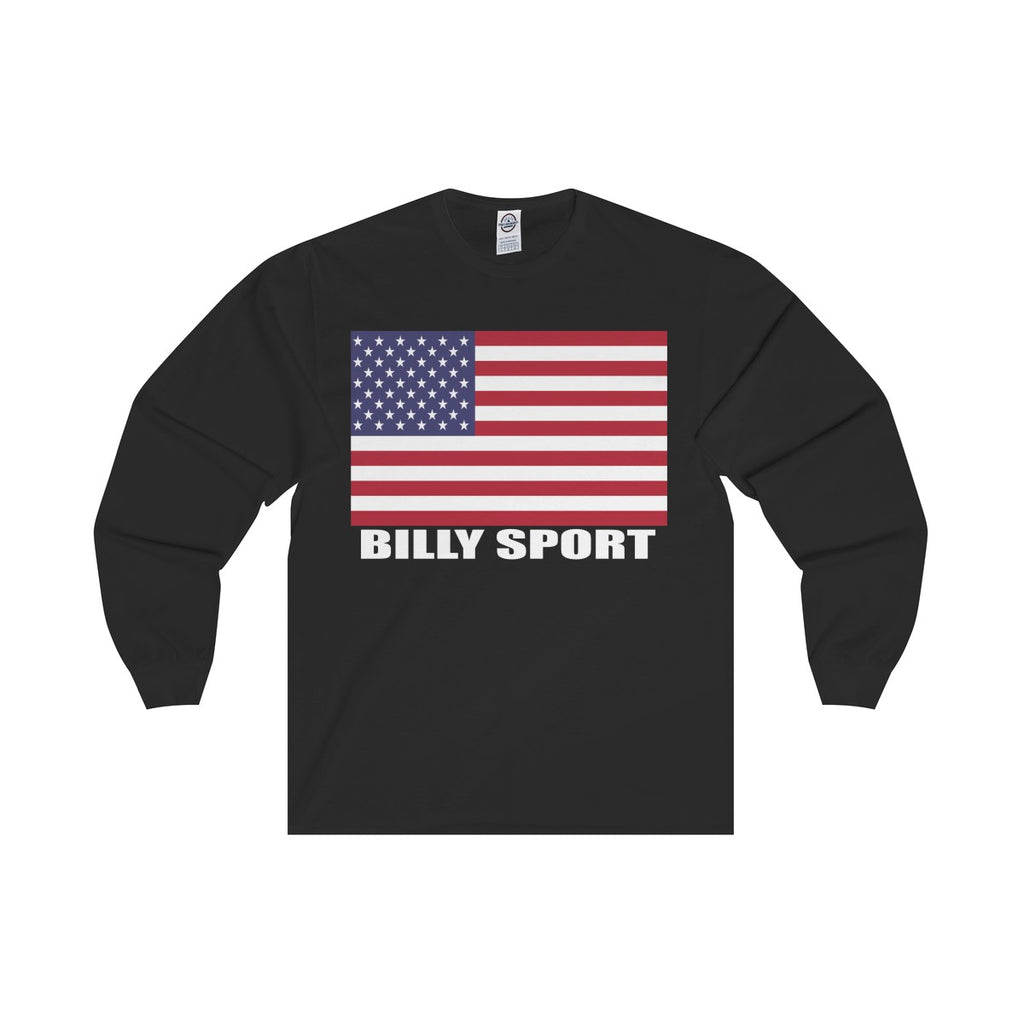 Unisex Official All American Billy Sport Long Sleeve Shirt