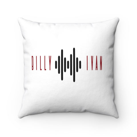 "Billy Ivan ""Vibes"" Pillow"
