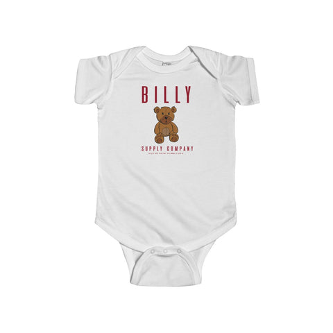 "Baby ""Billy Bear"" Billy Ivan Supply Co. Onsie"
