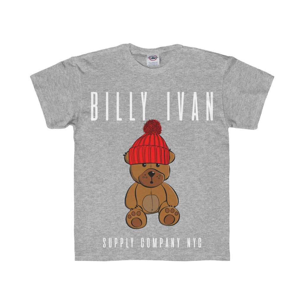 "Youth ""Brick Bear Billy"" Billy Ivan Supply Co. T Shirt"