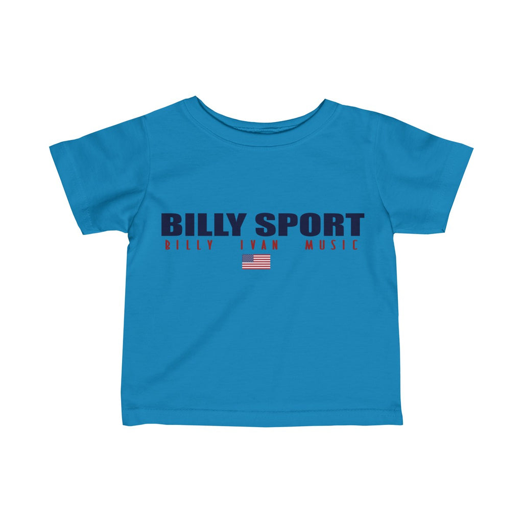 "Infant Official ""Billy Sport"" Billy Ivan Jersey Tee"