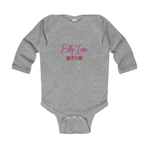 "Baby Billy ""Playtime"" Long Sleeve Bodysuit"