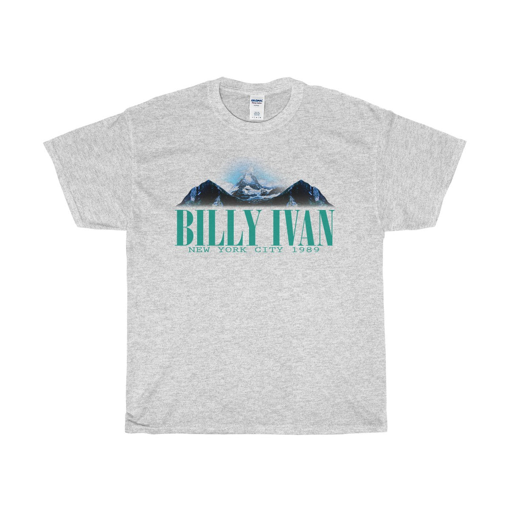"Men's Billy Ivan ""Moving Mountains"" T Shirt"
