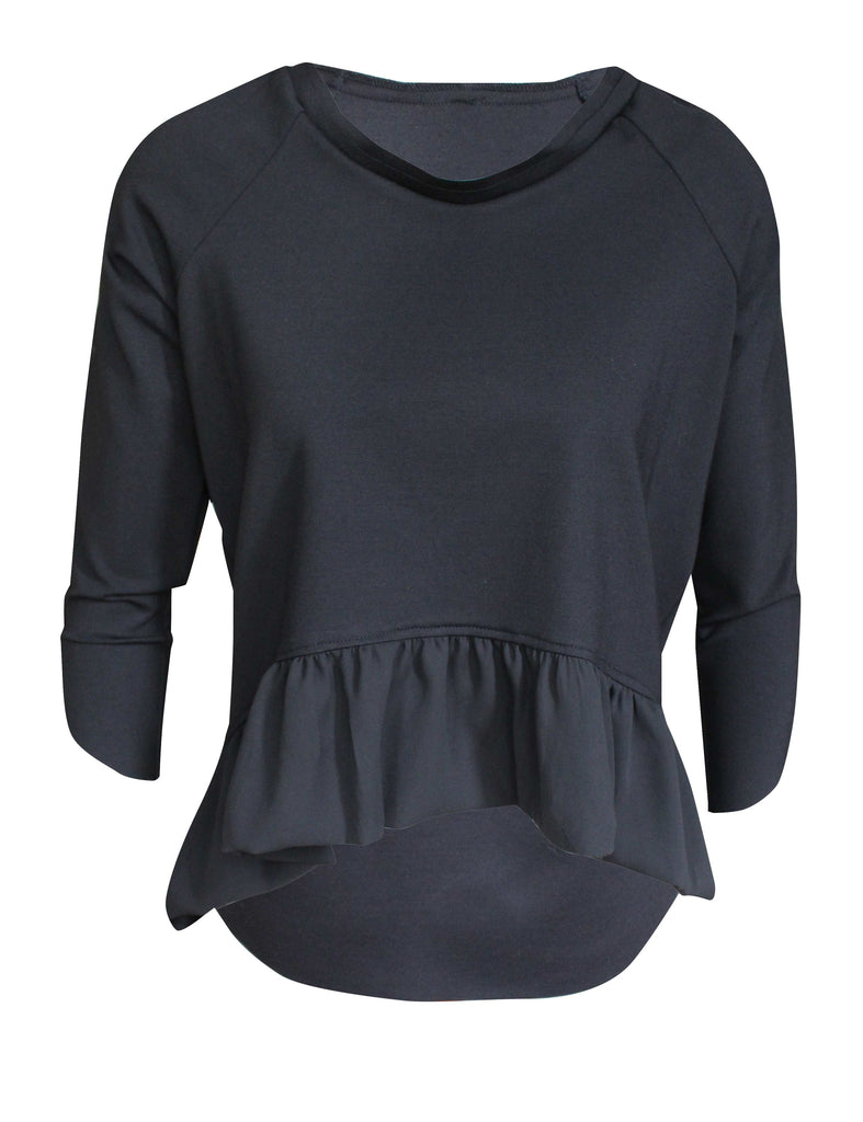 Brooklyn Top - Black