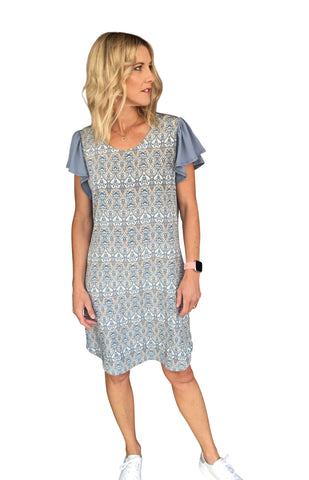 Molly Frill Dress