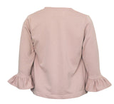 Jackie O Jacket - Blush