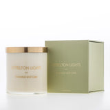 LYTTLETON LIGHTS FRAGRANCE CANDLE - COCONUT & LIME