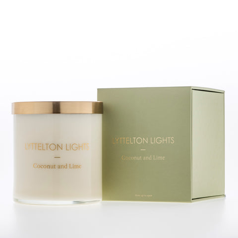 LYTTLETON LIGHTS ROOM FRAGRANCE - SWEET PEA & JASMINE