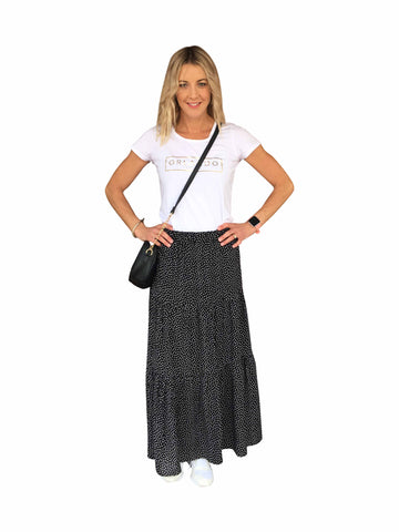 City Skirt - Denim