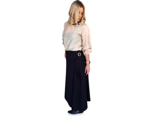 Marina Wrap Skirt