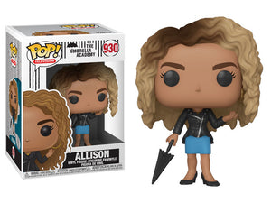 The Umbrella Academy Allison Hargreeves Funko Pop! Vinyl Figure