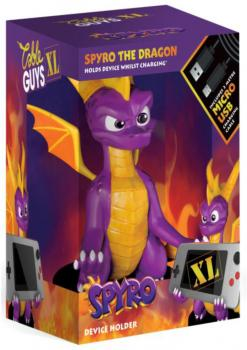 Exquisite Gaming Cable Guys XL: Spyro the Dragon