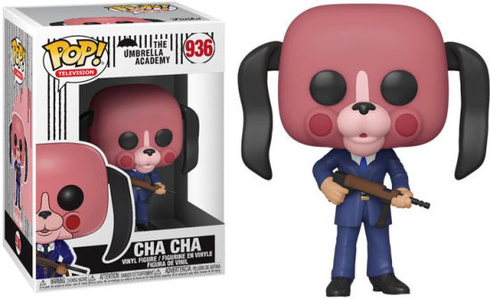 The Umbrella Academy Cha Cha Funko Pop! Vinyl Figure